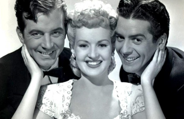 Footlight Serenade (1948)