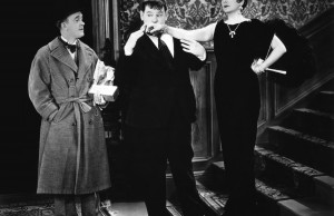"Image from ""The Laurel-Hardy Murder Case"""