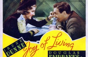 Joy of Living (1938)