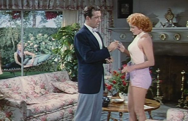 Slightly Scarlet (1956)